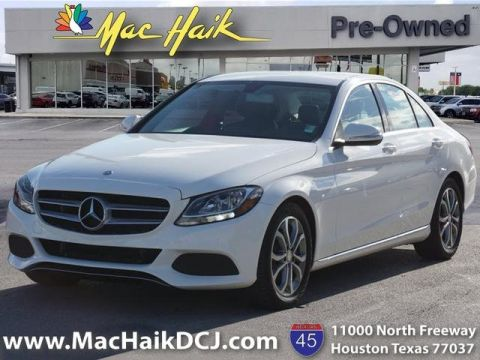 Pre Owned 2015 Mercedes Benz C Class
