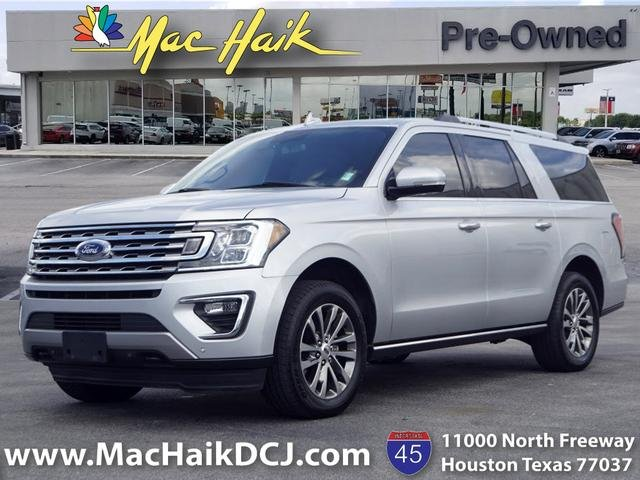 Pre Owned 2018 Ford Expedition Max Limited Sport Utility In Houston