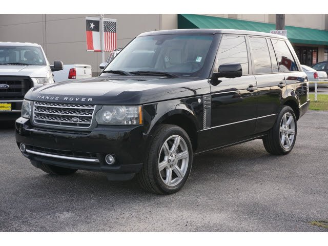 Pre-Owned 2011 Land Rover Range Rover SC
