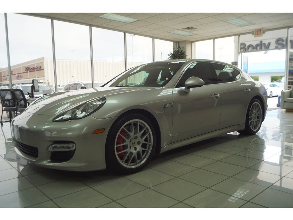 Pre-Owned 2011 Porsche Panamera Turbo