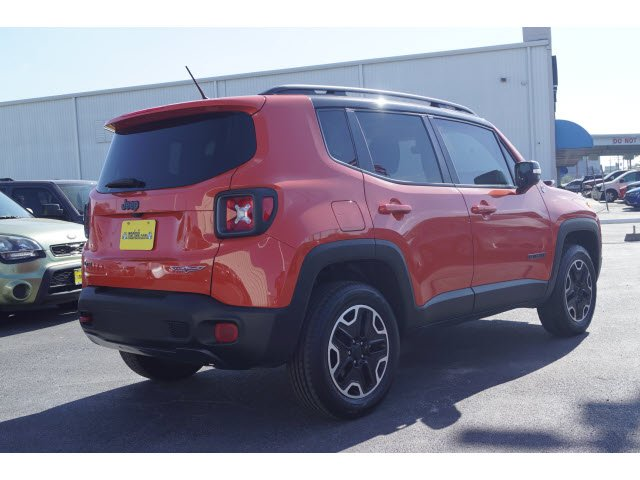 Preowned 2016 Jeep Renegade Trailhawk Sport Utility In Houston