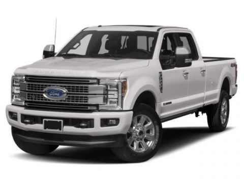 Pre-Owned 2018 Ford Super Duty F-250 SRW Limited