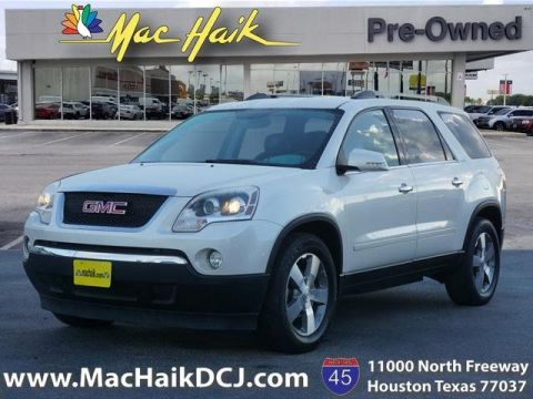 Pre-Owned 2011 GMC Acadia SLT1